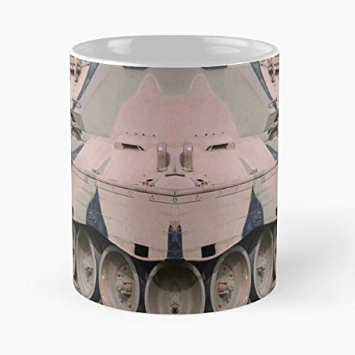 Military Tank Leopard Army Funny Floral Coffee Mugs Gifts