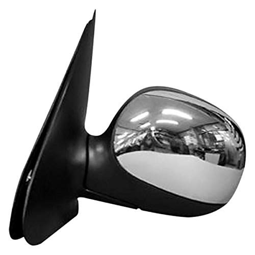 Value Driver Side Power View Mirror OE Quality Replacement Non-Heated, Non-Foldaway