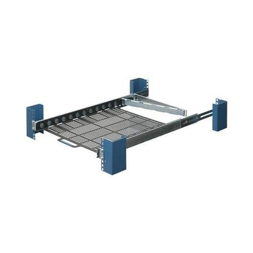 Innovation First, Inc Innovation 1USHL-112 Sliding Rack Mount Shelf