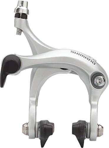 Shimano R451 Rear Mid- Reach Road Caliper, Silver
