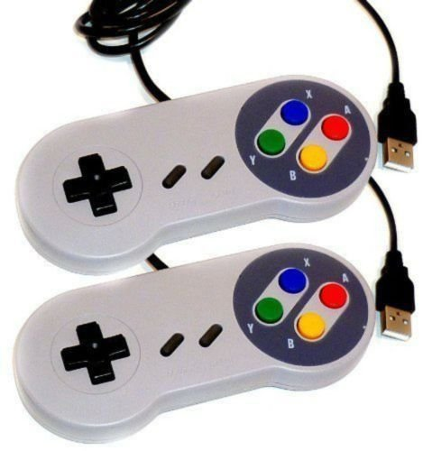 SNES USB Controller (Pack of - Purple Review Optics