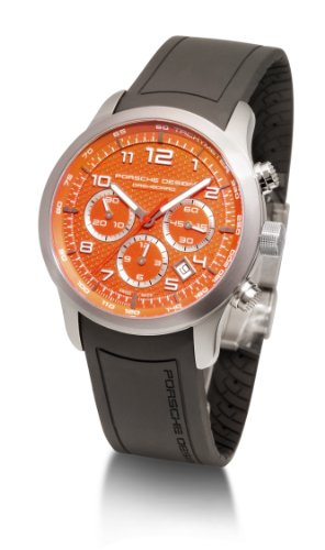 Porsche P6612 Dashboard PTC Men's Automatic Watch 661211841190