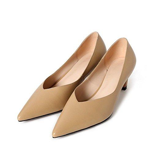 Schuhe Damen Absatz Flachem Mit Für Flache Frauen Flache Für Absatz Flachem Schuhe Mit MUYII O8fqf
