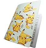 Pikachu Collection 324 Pokemon cards Album Book Top loaded List playing pokemon cards holder album toys