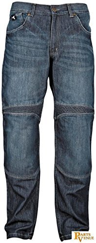 Speed and Strength Men's Men's Rage with The Machine Blue Jeans (Machine Jean)