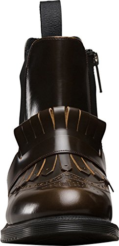 Dr.Martens Womens Tina Arcadia Leather Boots Tan