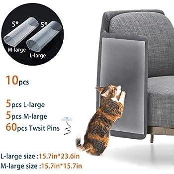 Amazon.com: SSRIVER - Protectores de muebles de gatos ...