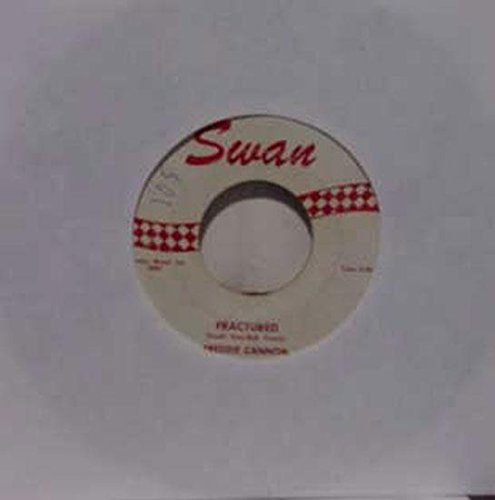 Rpm Way 45 Records (FREDDIE CANNON FRACTURED / WAY DOWN YONDER IN NEW ORLEANS 45 rpm single)