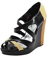 Baby Phat Womens Pump Heels Size 7 Black