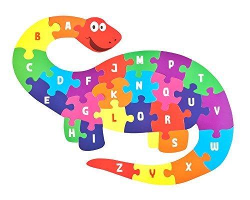 Giant ABC Dinosaur Floor Puzzle 27 Pieces
