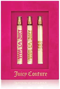 Juicy Couture Travel Spray Coffret, Perfume for Women, 3 ct.