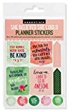 Essential Weekly Planner Stickers - She Believed
