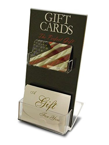 Amazon Com Two Pocket Gift Card Envelope Display Office Products