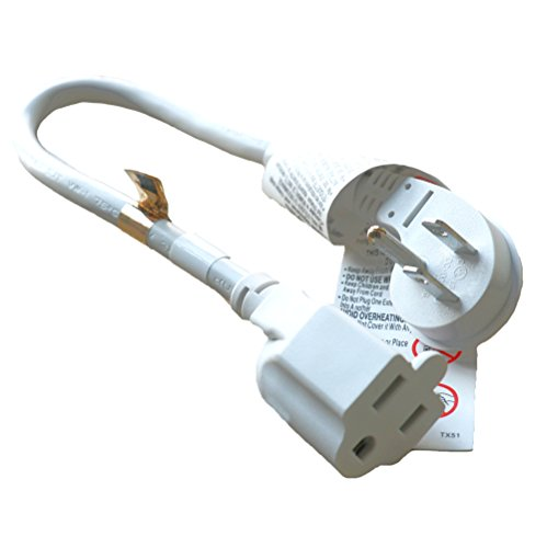 low profile angle plug - 7