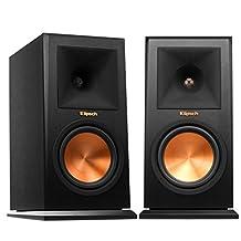 Klipsch RP-160M  Bookshelf Speaker - Ebony (Pair)