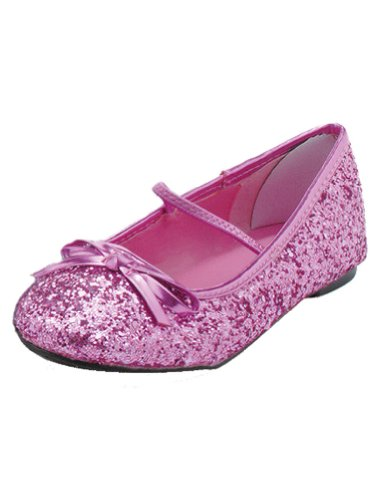 Glitter Flat Ballet (Pink)