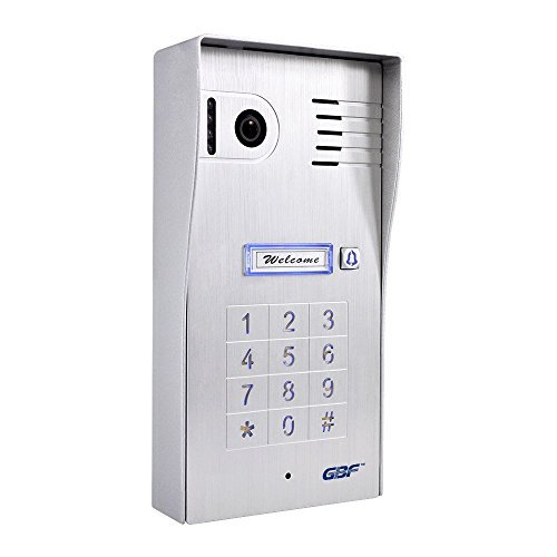 Gbf New Upgraded Global Wireless Video Doorphone