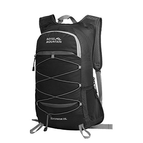 LOCAL LION 25L Hiking Backpack Lightweight Daypacks Travel Packs for Outdoor Camping