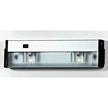 quoizel uc1116ss counter effect under cabinet lighting 2 light stainless steel cabinet lighting 2