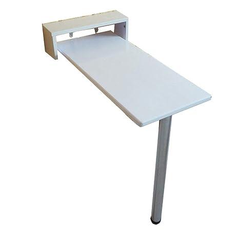 NA Lazy Table- Mesa Plegable Plegable con Patas, Escritorio de la ...