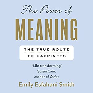 The Power of Meaning Audiobook