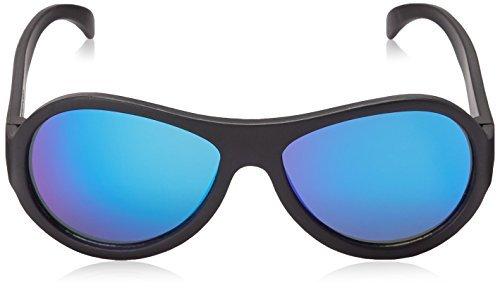 Aces by Babiators Kinder Sonnenbrille Aviator black OPS black blue lenses 7-14 Jahre ye4diQ