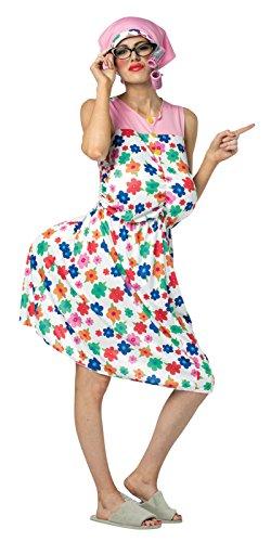 Rasta Imposta Women's Granny, Multi, One (Pad Costume For Sale)