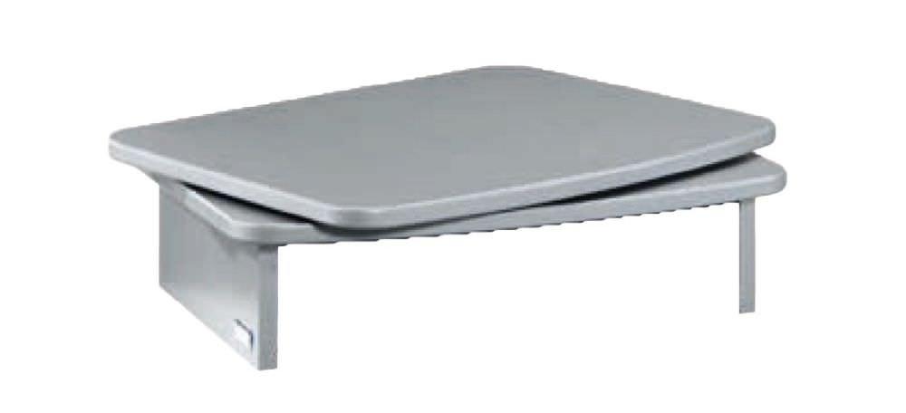 Supporto porta televisore girevole Guarnieri 273 Silver