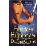 Forbidden Highlander (A Dark Sword Novel)