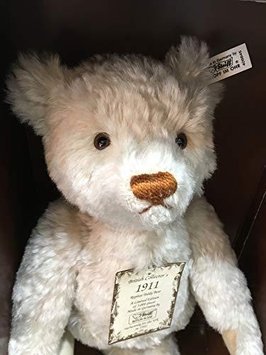 Steiff Replica - Steiff British Collector's 1911 Replica Teddy Bear