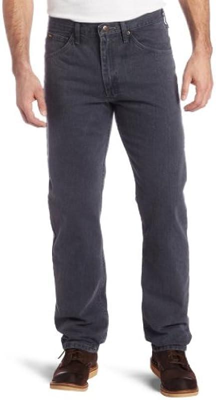 LEE jeansy męskie z prostą nogawką, normalne dopasowanie: Odzież