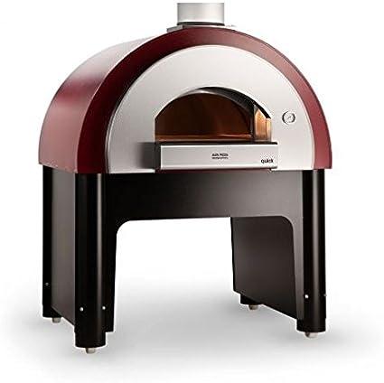 Alfa Pizza horno de Pizza Gas Quick Pro: Amazon.es: Jardín