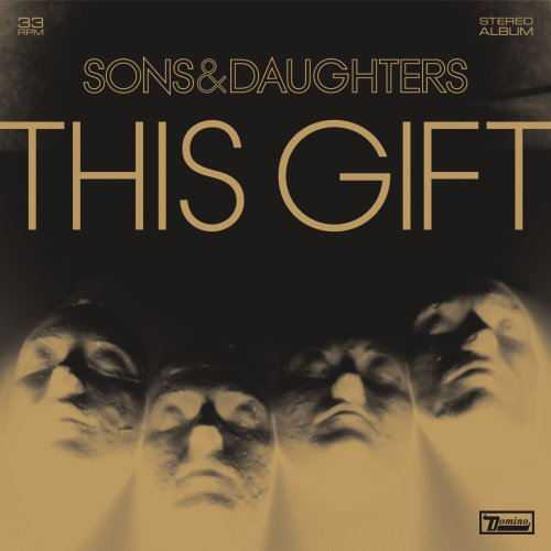 CD : Sons & Daughters - This Gift (CD)