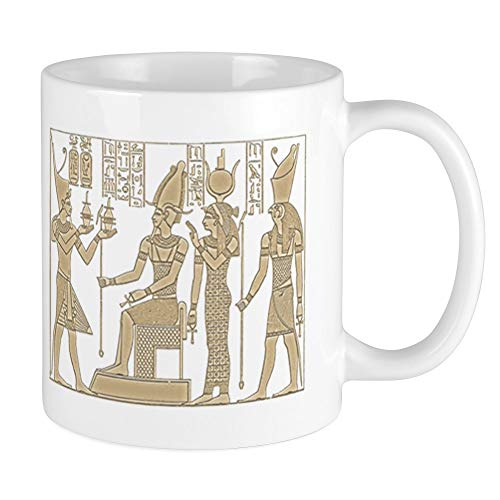 CafePress Vintage Egyptian Panel Mug Unique Coffee Mug, Coffee Cup ()