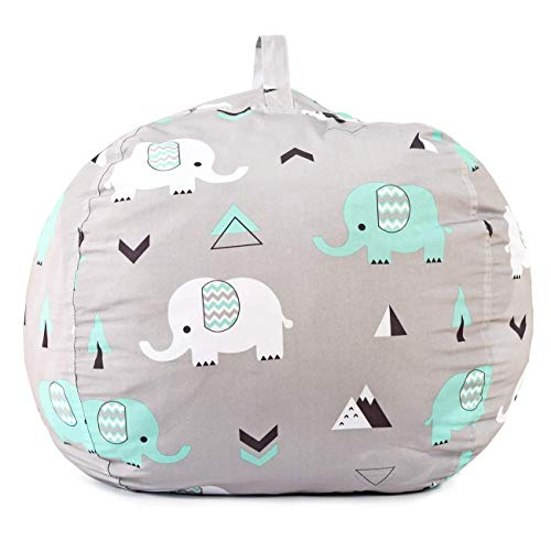 Used, BROLEX 27'' Stuffed Animals Bean Bag Chair Cover-100% for sale  Delivered anywhere in USA