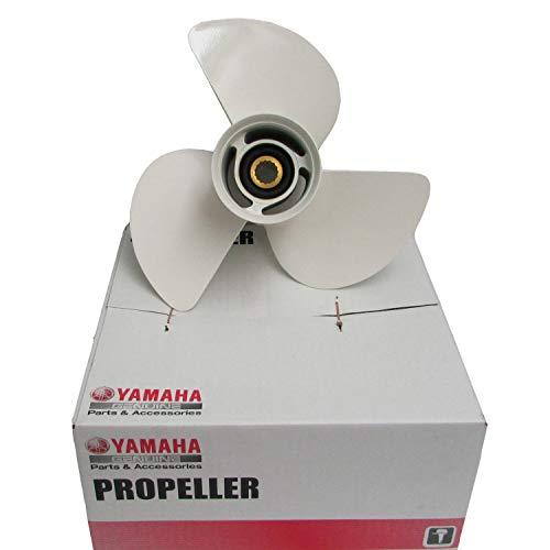 OEM Yamaha Aluminum 3 Blade Prop Propeller 14 x 11 ()
