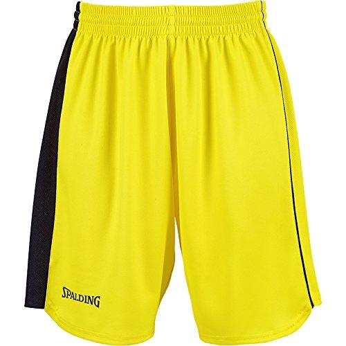 Spalding 4herii Pantalones Cortos de Baloncesto para Hombre