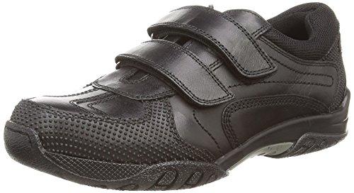 Hush Puppies Jezza - Zapatillas de otra piel para niño negro - negro