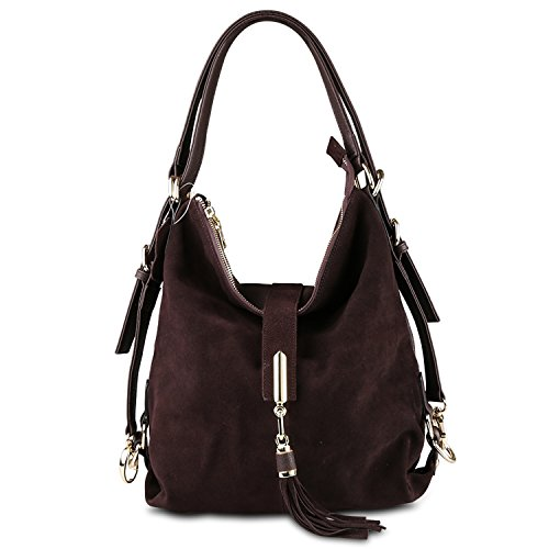 Leisure Availcx Shoulder Hobo Handbag Casual bags Nubuck Female Bag vpA6qtwp