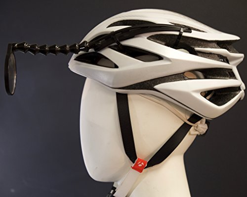 EVT Safe Zone Bicycle Helmet Mirror by by EVT (Image #1)