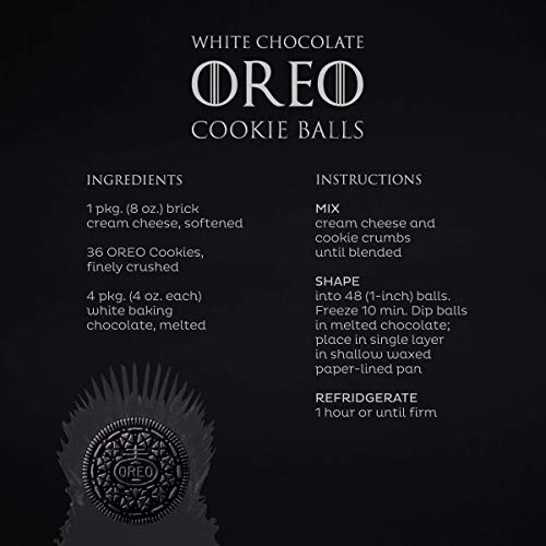 41QVurOYakL - Game of Thrones Oreo Cookies