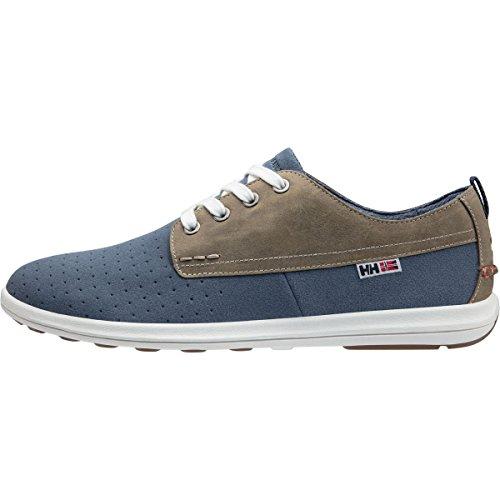 Helly Hansen bergshaven Schuhe Schnürschuh OXFORD, Herren Blau (Azul/Gris 701)