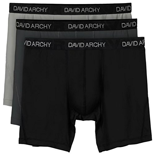 david-archy-3-pack-mens-ultra-fast-dry-performance-boxer-briefs-m-3pcs-solid-assorted
