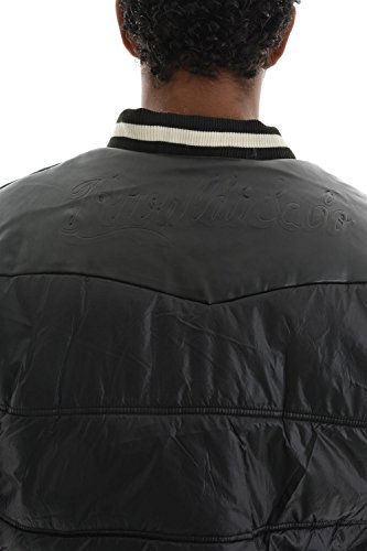 blousons et vestes rivaldi trente. noir