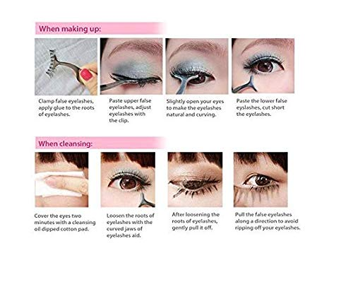 28cd29a7b3f Multipack Demi Wispies Fake Eyelashes 5 Pair 10 Pieces - Buy Online ...