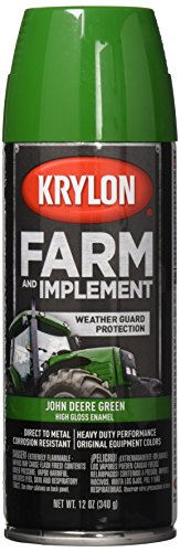 Krylon 1817 Implement Paint Deere