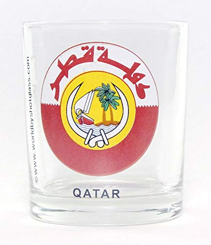 Qatar Shot Glass for sale  Delivered anywhere in USA
