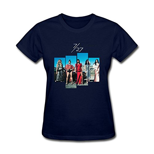 TVBNG6 7 27 Fifth Harmony Women's T-Shirts