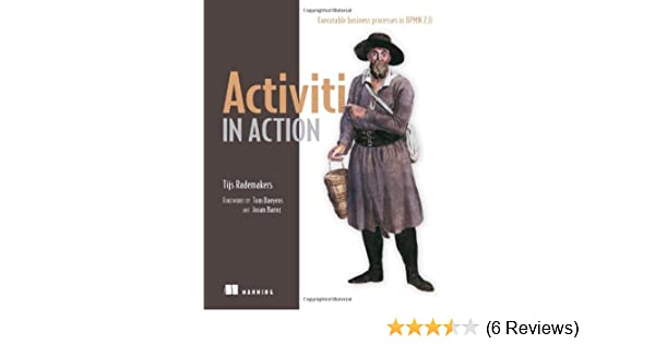 Activiti In Action Book