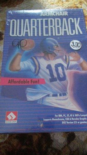 Armchair Quarterback PC Game Football 1986